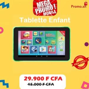 Tablette Éducative Iconix 7 pouces pour Enfant MPM