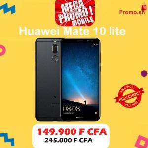 Huawei Mate 10 Lite Mémoire 64 Go RAM 4 Go Ecran 5.9 pouces 4G
