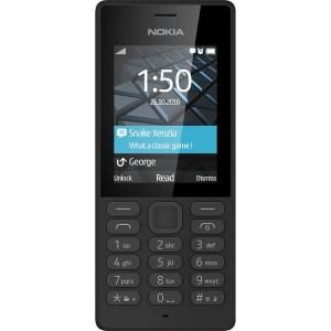 """Nokia 150 Dual Sim Ecran 2,4"""" Appareil photo VGA avec flash LED Batterie Jusqu'à 22 heures"""