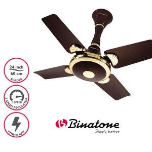 Ventilateur au Plafond Binatone 36 pouces 5 régulateur de vitesse