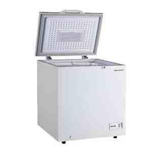 Congélateur horizontal Sharp de 190 Litres SCF-K190X WH3