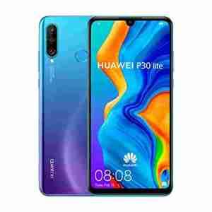 Huawei P30 Lite Mémoire 256 Go Ram 6 Go Double Nano-SIM Ecran 6,15 pouces