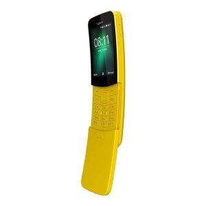 Nokia 8110 Écran 2,45 pouces incurvé  4G