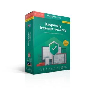 Kaspersky Antivirus Internet Security Protection 3 postes