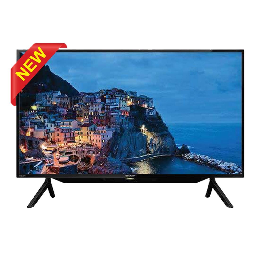 television sharp 42 pouces 106 cm led tv aquos full hd x2 master engine