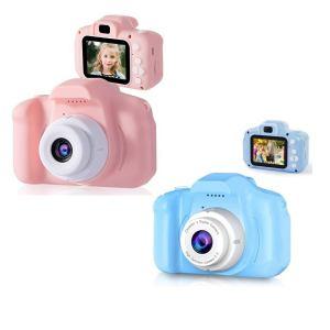 Camera enfant Digital bleu et rose