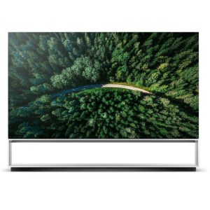 """Télévision LG 88"""" Pouces (223 cm) OLED UHD TV Processeur α9 Gen2 8K Cinema HDR"""