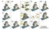 LEGO Star Wars May the 4th: Porg Bauanleitung zum Download