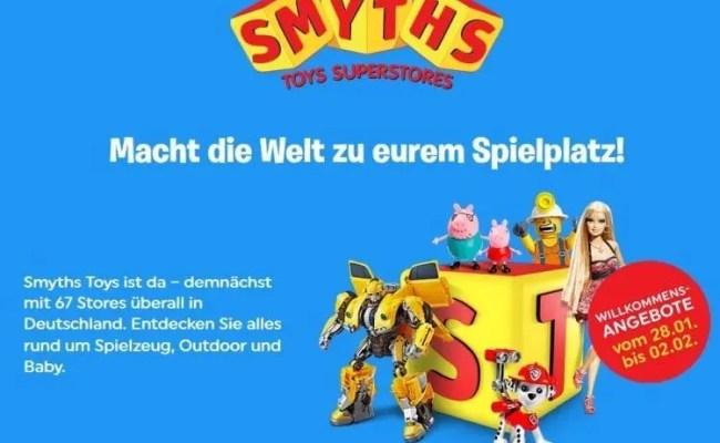 Smyths Toys Online Shop Startschuss Fällt Am 20 Februar