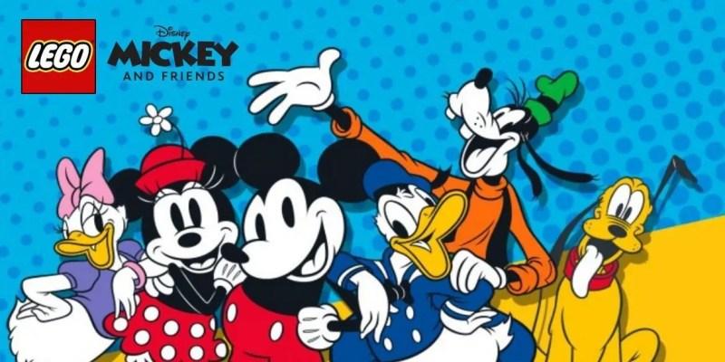 LEGO Disney Mickey and Friends