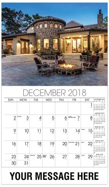 For Advertising Broadcast Calendar 2019 - Year of Clean Water
