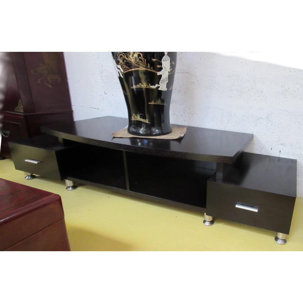meuble tv wenge design magasin du meuble asiatique et chinois
