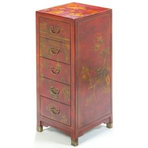 petit meuble chinois rouge meubles asiatiques xian