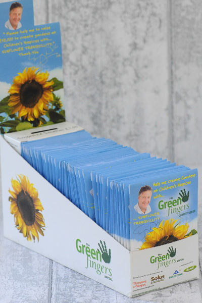 Seed Packets & display boxes