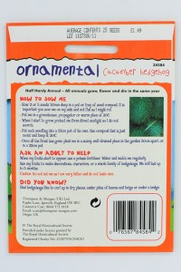 An example of the reverse of a packet.