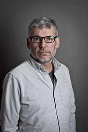 Paddy Breathnach, director of VIVA, a Magnolia Pictures release. Photo courtesy of Magnolia Pictures.