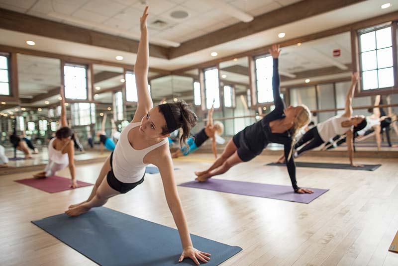 Fitness Wellness Promontory Club Park City Ut