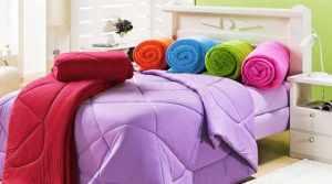 Promoção de Mantas, Cobertores, Edredom e Colchas