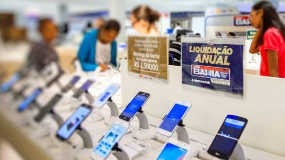 Liquidação Casas Bahia 2019