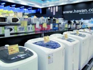 Promoção nas lojas Havan tem descontos em Eletrodomésticos, Celulares e Utilidades
