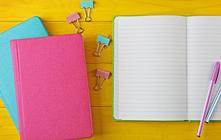 bulk journals branded notebooks