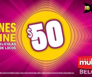 Belgrano Multiplex costará $50 los viernes