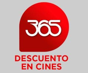 Clarin 365: descuento en cines