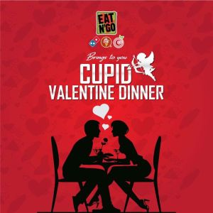 Pinkberry Cupid Valentine Dinner, Win a Romantic Dinner For 2 !!!