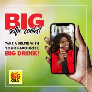 "Big Cola Nigeria ""Big Selfie Contest""."
