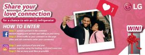 LG Love Connection Contest!!!