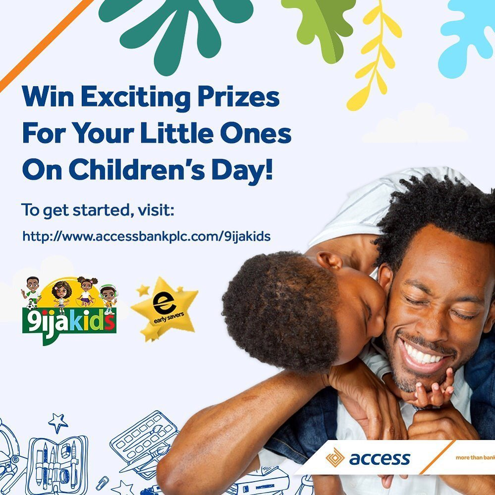Win Exciting Prizes in Access Bank Childrens Day Online Games.