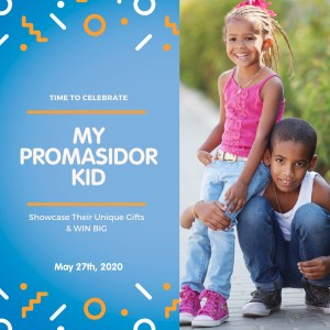 Win 3 Months Supply of Products in #MyPromasidorKids Talent Contest to Mark Childrens Day.