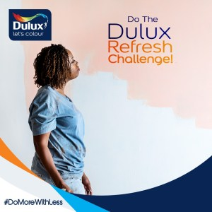 Win Prizes in Dulux Refresh Challenge