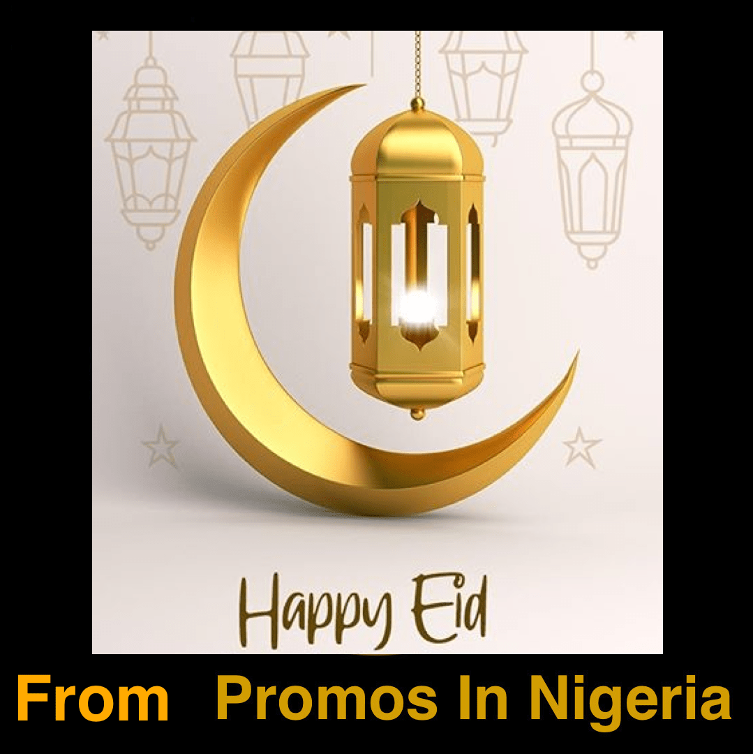 Happy Eid From Promos in Nigeria
