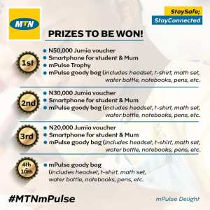 MTN mPulse Poem For Mum Challenge Continues…. Win N50K, Phones etc.
