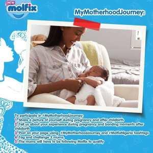 Win N30,000 Shopping Voucher In Molflix #MyMotherhoodJourney Contest