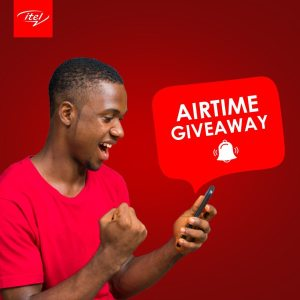 20 People to Win Airtime in Itel Mobile Nigeria Giveaway