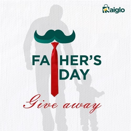 Join Kaiglo Fathers Day Giveaway and Win Prizes.