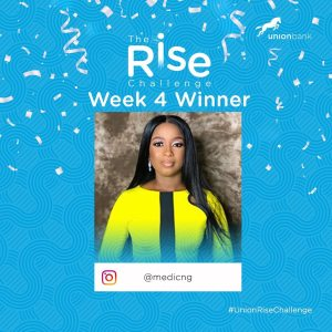 Meet the Week 4 Winners of Union Rise Challenge, 2020.
