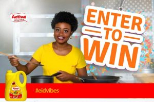Join The Activa Oil Cook, Share And Win on Social Media.