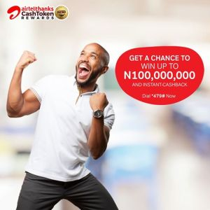 Have You Grabbed Your Share of N100Million in the Airtel Cash Token?