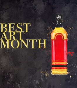 Join Best Art Month and Win Amazing Prizes.