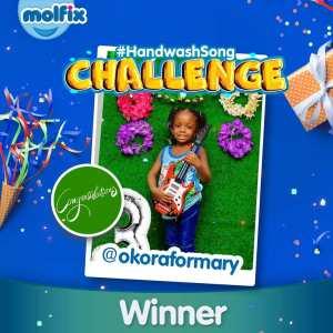 Molfix #HandwashSong Challenge Winners.