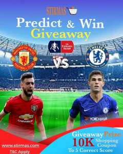 Predict and Win N10,000 in Stirmas Giveaway.
