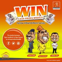 Win N5000 Cash in Imperial Homes Question of the Week.