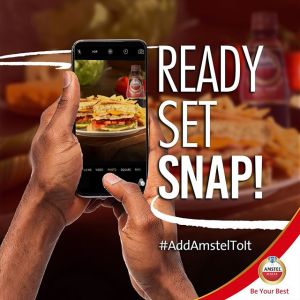 Win N40,000 in #AddAmstelToIt Competition.