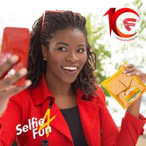 Win N10,000 in Fastizers #selfie4fun Challenge ro Mark #worldphotographyday.