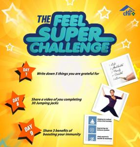 Here is This Week's Challenge of The Feel Super Challenge by Supramult Plus