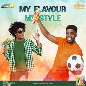 Win CASH PRIZES by sharing a Stylish Photo with your favourite Nutri-Milk variant in #MyFlavourMyStyle challenge.