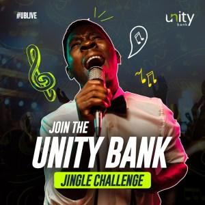 Win Prizes in Unity Bank Jingle Challenge.